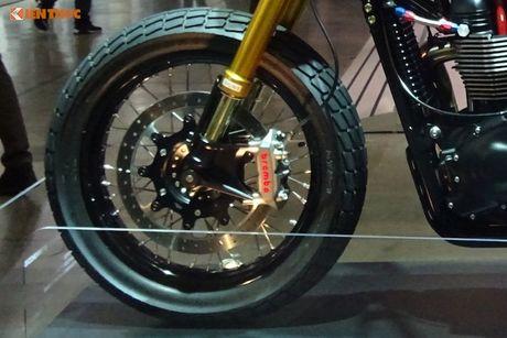 Triumph Scrambler 'hang thua' chinh hang tu Bonneville T100 - Anh 3