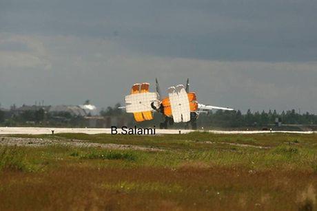 Tiem kich MiG-31 da toi Syria, 'radar bay' My-NATO coi chung - Anh 1