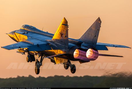 Tiem kich MiG-31 da toi Syria, 'radar bay' My-NATO coi chung - Anh 8