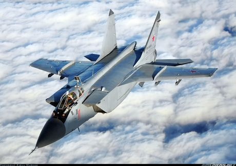 Tiem kich MiG-31 da toi Syria, 'radar bay' My-NATO coi chung - Anh 9