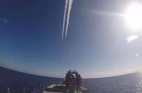 Toan canh cuoc khong kich bang Kalibr, Bastion, Su-33 Nga o Syria - Anh 14