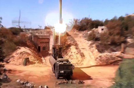 Toan canh cuoc khong kich bang Kalibr, Bastion, Su-33 Nga o Syria - Anh 16