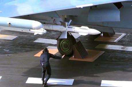 Toan canh cuoc khong kich bang Kalibr, Bastion, Su-33 Nga o Syria - Anh 8