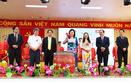 Tra Vinh tung bung ngay hoi van hoa Viet – Nhat - Anh 1