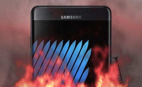 Samsung se ban Galaxy Note7 da thu hoi duoi dang may tan trang? - Anh 1