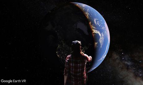 Google Earth bo sung che do xem thuc tai ao day an tuong - Anh 1