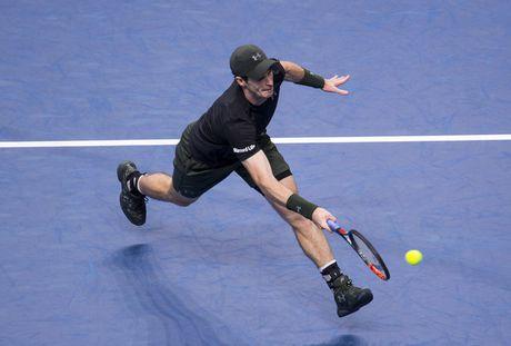 Murray loi nguoc dong thang Nishikori o giai ATP World Tour Finals - Anh 1