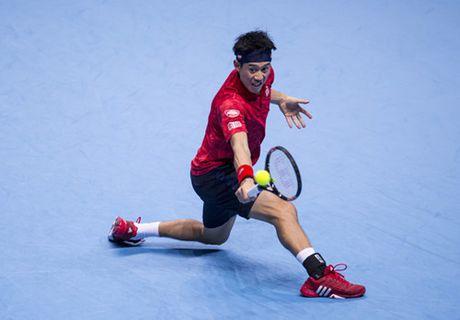 Murray loi nguoc dong thang Nishikori o giai ATP World Tour Finals - Anh 2