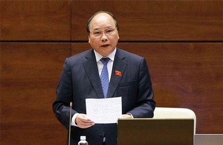 Thu tuong Nguyen Xuan Phuc: Quyen luc phai duoc kiem soat - Anh 1