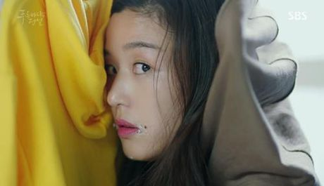 "Huyen thoai bien xanh tap 1: Lee Min Ho ""can loi"" vi do ""dien"" cua Jun Ji Hyun - Anh 11"