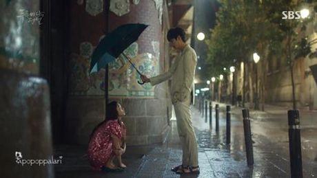"Huyen thoai bien xanh tap 1: Lee Min Ho ""can loi"" vi do ""dien"" cua Jun Ji Hyun - Anh 17"