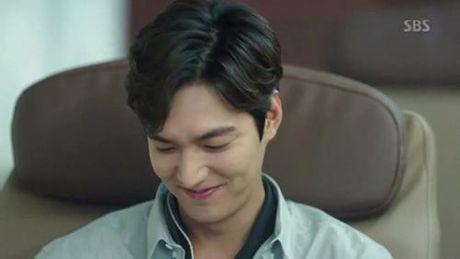 "Huyen thoai bien xanh tap 1: Lee Min Ho ""can loi"" vi do ""dien"" cua Jun Ji Hyun - Anh 8"