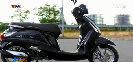 Yamaha Viet Nam thu hoi xe may Nozza Grande - Anh 1