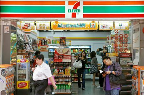 7-Eleven ruc rich tuyen nguoi tai Viet Nam - Anh 1
