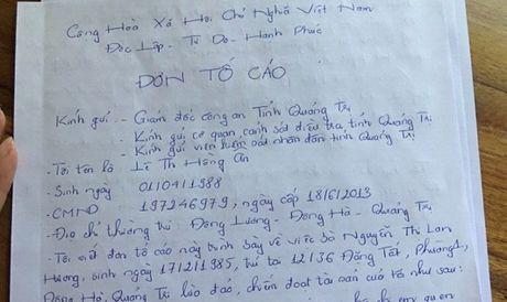 Quang Tri: Om tien ty cua nguoi dan, nu 'dai gia' tuyen bo vo no - Anh 2