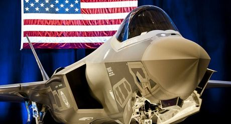 Tho Nhi Ky mua 24 may bay F-35 cua My - Anh 1