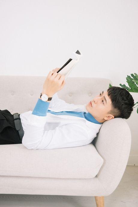 Harry Lu khoe giong ngot voi hinh tuong soai ca - Anh 5