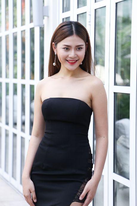 Ho Ngoc Ha dep lan at dan thi sinh The Face mua dau tien - Anh 7