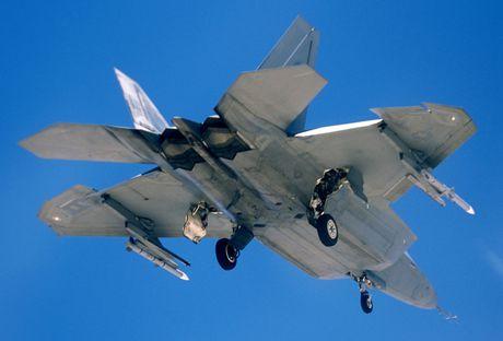Ky su My sua chua loi nghiem trong cua F-22 voi chi… 250USD - Anh 1