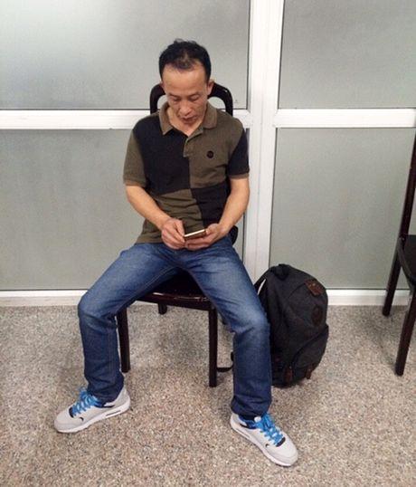 Da Nang: Them mot vu khach Trung Quoc trom cap tren chuyen bay - Anh 2