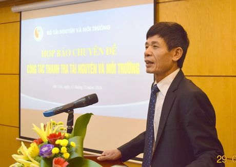 Vu Fomosa: Bo TNMT da kiem diem va san sang nhan moi hinh thuc ky luat! - Anh 1