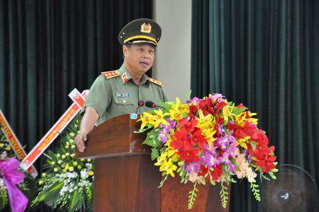 Truong Trung cap CSND VI: Khai giang nam hoc moi - Anh 1
