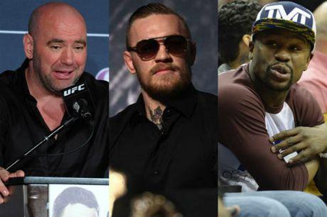 "Tin the thao HOT 17/11: Chu tich UFC ""da deu"" Mayweather - Anh 1"