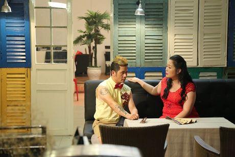 Mac Hong Quan dong phim cung Angela Phuong Trinh - Anh 4
