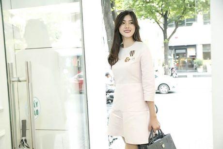 Huynh Tien sang Hong Kong du tiec sinh nhat dai TVB - Anh 1