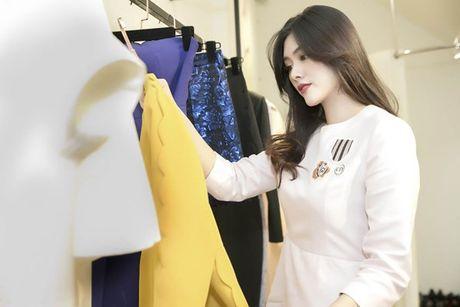 Huynh Tien sang Hong Kong du tiec sinh nhat dai TVB - Anh 2