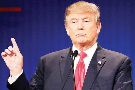Phuong Tay co tan ra duoi thoi Donald Trump? - Anh 1