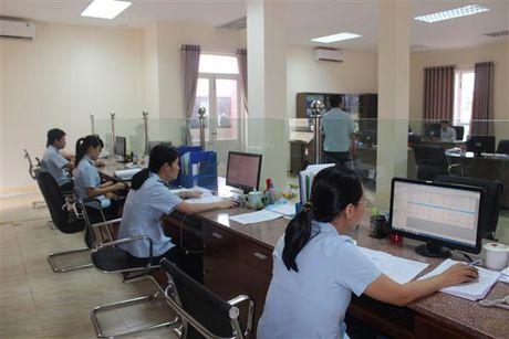 Hai quan Quang Ngai: Thu ngan sach vuot chi tieu phan dau - Anh 1