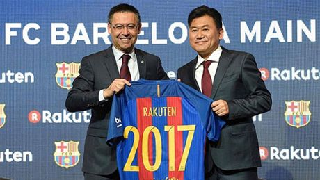Cong ty Nhat Ban do 250 trieu dola vao Barca - Anh 1