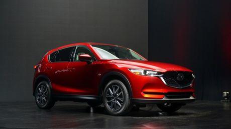 Lieu Mazda CX-5 2017 co tiep tuc 'lam mua goi gio' tai thi truong Viet? - Anh 1