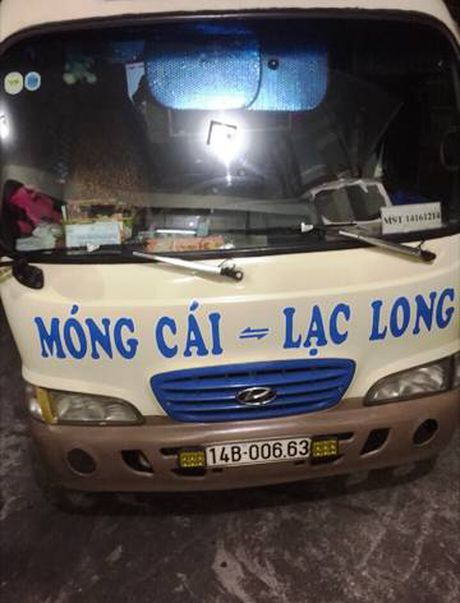 Hoa qua Trung Quoc tham lau vao thi truong Hai Phong - Anh 2