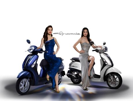 Yamaha Viet Nam trieu hoi hon 110 nghin chiec Nozza Grande - Anh 1