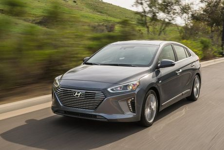 "Hyundai len ke hoach ra mat 14 xe ""xanh"" truoc nam 2020 - Anh 1"