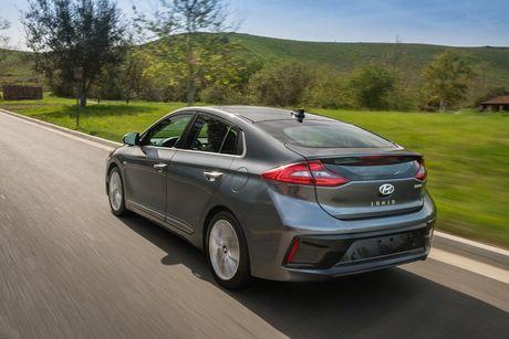 "Hyundai len ke hoach ra mat 14 xe ""xanh"" truoc nam 2020 - Anh 2"