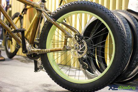 Doc dao xe dap 3 banh khung tre tai Viet Nam Cycle 2016 - Anh 19