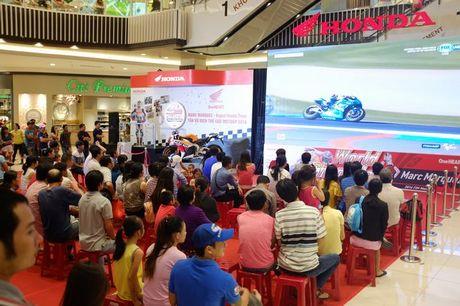Xem MotoGP tai.. rap chieu phim CGV - Anh 1