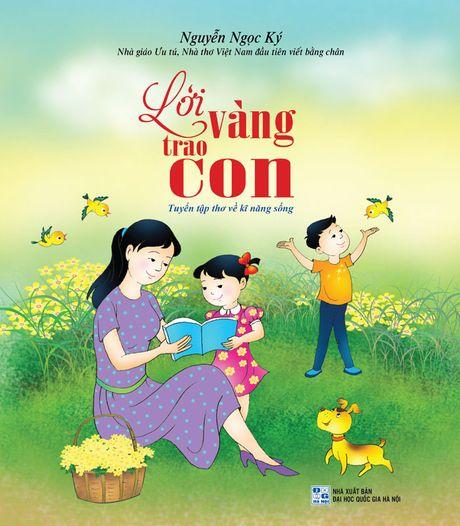 Chay than 3 lan/tuan, thay Nguyen Ngoc Ky van co 'Loi vang trao con' - Anh 1