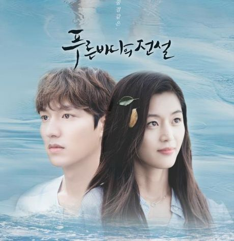 Phim moi cua Lee Min Ho 'danh bai' Hau due mat troi - Anh 1
