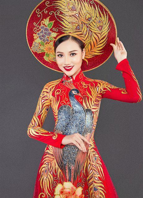 Quoc phuc Thu Thao mac tai chung ket Hoa hau Chau A Thai Binh Duong - Anh 1