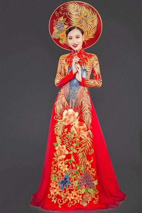 Quoc phuc Thu Thao mac tai chung ket Hoa hau Chau A Thai Binh Duong - Anh 2
