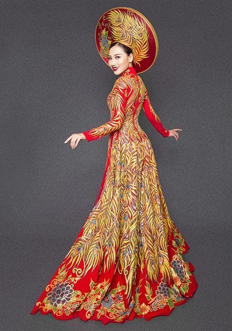 Quoc phuc Thu Thao mac tai chung ket Hoa hau Chau A Thai Binh Duong - Anh 3