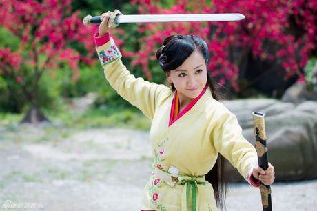 Nhung nu thu dang thuong trong phim vo hiep Kim Dung - Anh 6