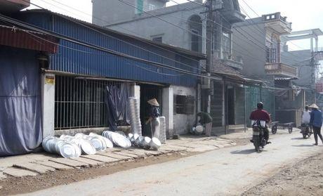 Nam Dinh: O nhiem nang tu lang nghe tai che nhom Binh Yen - Anh 5