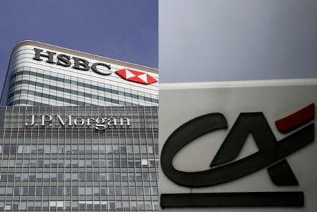 EU se cong bo an phat HSBC, JPMorgan va Credit Agricole vao cuoi nam nay - Anh 1