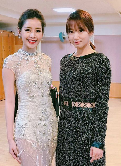 Chi Pu doat giai 'Nghe si trien vong' tai Asia Artist Awards - Anh 2