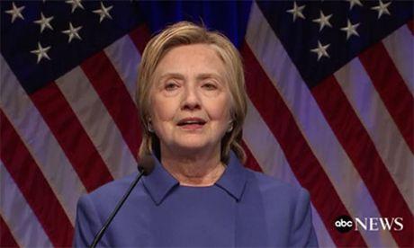 Clinton: 'Toi tung muon thu minh lai va khong bao gio roi khoi nha' - Anh 1